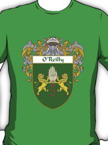 O'Reilly Coat of Arms / O'Reilly Family Crest T-Shirt
