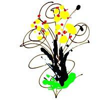 Flowers- Unique Art Photographic Print