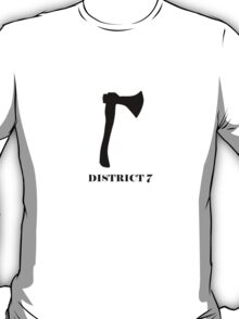 The Hunger Games - District 7 T-Shirt