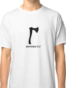 The Hunger Games - District 7 Classic T-Shirt