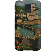 fishing gumbo Samsung Galaxy Case/Skin