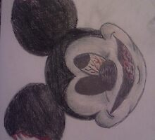 zombie mickey mouse by stephaniedport
