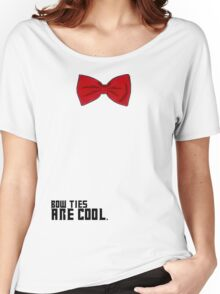 Bow Ties are Cool!  Women's Relaxed Fit T-Shirt
