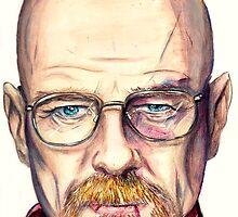 Heisenberg.  by anniemaeherring