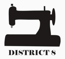 The Hunger Games - District 8 by imoulton