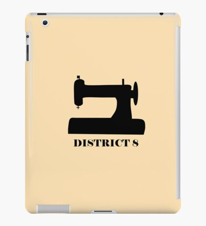 The Hunger Games - District 8 iPad Case/Skin