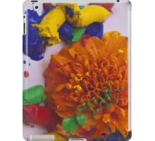 Orange Eton Mess iPad Cover iPad Case/Skin