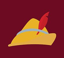 Pinocchio's Hat - Simple by katea535