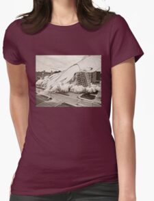 The Crush Womens Fitted T-Shirt