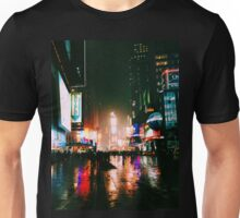 Post-New Year's Times Square Unisex T-Shirt
