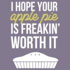 Apple Pie Life by poetickale