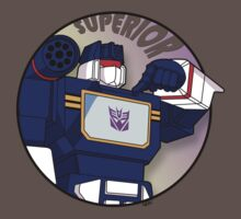 Soundwave: Superior Kids Clothes