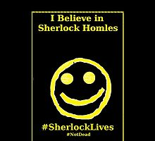 Sherlock Lives by melswimms