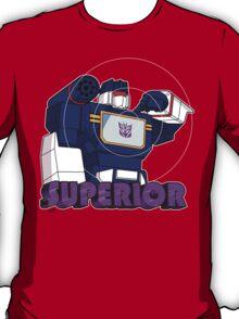 Soundwave: Superior (bust) T-Shirt