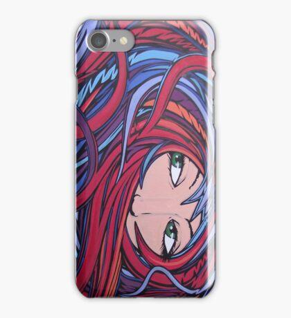 Flow diva iPhone Case/Skin
