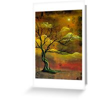 Memory Tree - Original Art by Angieclementine Greeting Card