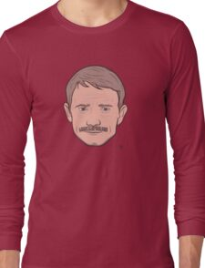 I Don't Shave for ... ANYONE Long Sleeve T-Shirt