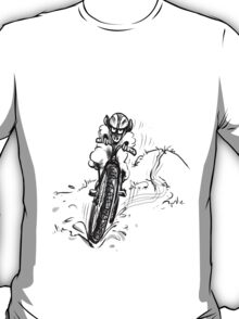 Mountain bike sheep T-Shirt