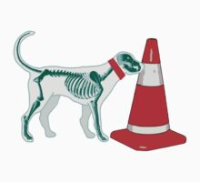 DOG & TRAFFIC RUBBER CONE Kids Clothes