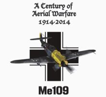 Me109  A Century of Aerial Warfare by Mil Merchant