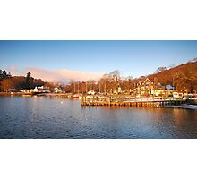 Lake Windermere - Ambleside Photographic Print