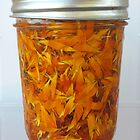 Sunshine in a Jar by carol selchert