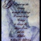 Serenity Prayer by WishesandWhims
