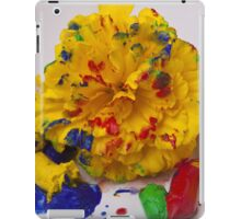 Yellow Eton Mess iPad Cover iPad Case/Skin