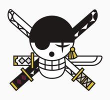 Roronoa Zoro - Time Skip Flag by Magellan