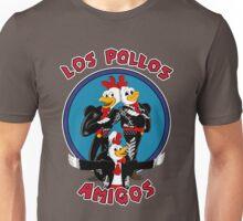 Los Pollos Amigos Unisex T-Shirt