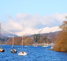 Lake Windermere - Bowness by Fraser Patrick