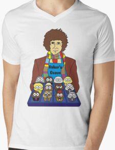 Baker's Dozen Mens V-Neck T-Shirt