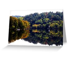 Mirror Greeting Card