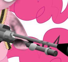 Gunner Pinkie Pie Sticker