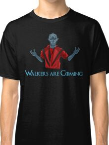 Funny White Walkers Thriller!  Classic T-Shirt