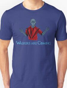 Funny White Walkers Thriller!  Unisex T-Shirt
