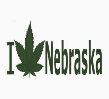 0225 I Love Nebraska by Ganjastan