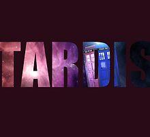 Doctor Who - TARDIS by ffiorentini