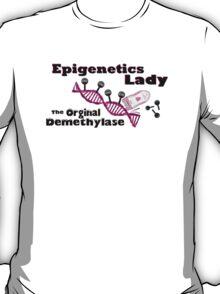 Epigenetics Lady T-Shirt