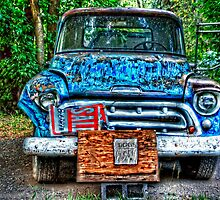 Truck and Eggs for Sale by Ken Smith