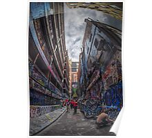 Rutledge Lane Poster