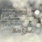 Revelation 21:3 by Kelly Chiara
