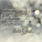 Revelation 21:3 by reindeer