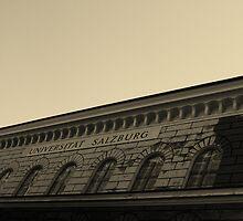 University of Salzburg by Paula Bielnicka