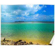 Bahia Honda, Florida Keys Poster