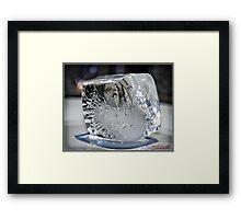 Ice Cube - 1 Framed Print