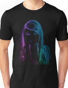Colour Girl (Black) Unisex T-Shirt