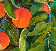 Valley Peaches by Sally Griffin
