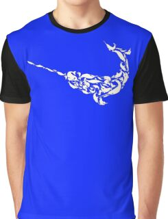 The Narwhal fromNarwhals Graphic T-Shirt