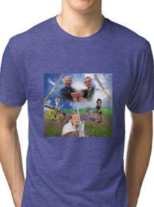 Bush x Milk Collaboration Tri-blend T-Shirt
